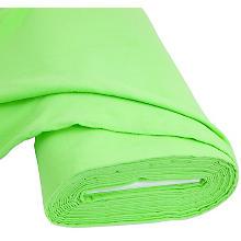 Tissu molleton en coton 'Nora', vert clair
