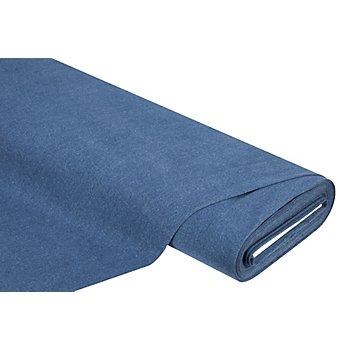 Stretch-Denim Jeansstoff 'Trendy', indigo