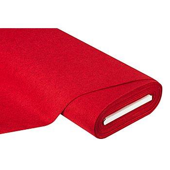 Möbel-Filz, rot