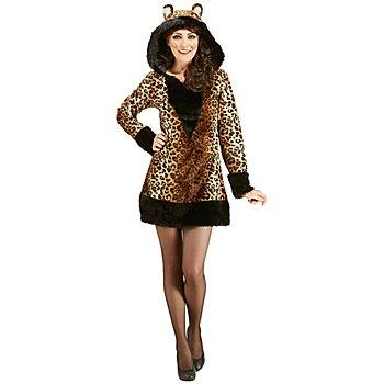 buttinette Déguisement 'léopard Savannah' pour femmes