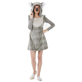 buttinette Koala-Kostüm für Damen