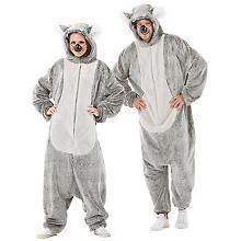 buttinette Koala-Kostüm für SIE und  IHN
