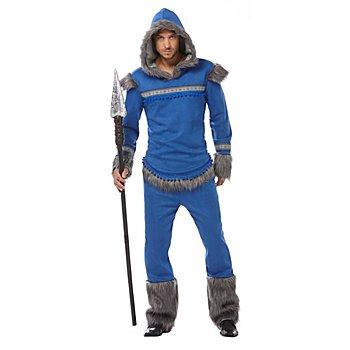 buttinette Eskimo-Kostüm 'Nanuk' für Herren