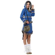 buttinette Eskimo-Kostüm 'Nanuka' für Damen