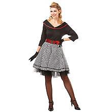 Retro-Kostüm 'Swing' für Damen