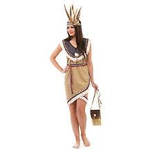 Déguisement d'Amérindienne 'Kachina' pour femmes