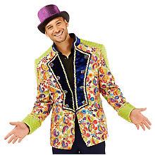 Bunte Jacke 'Crazy Colours' für Herren