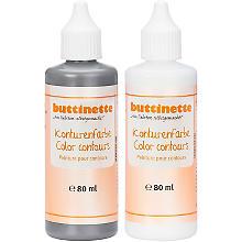 buttinette Konturenfarbe für Window Color in unterschiedlichen Farbtönen, 80 ml