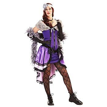 Saloongirl-Kostüm 'Josephine' für Damen