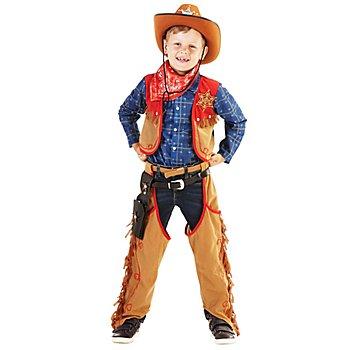 Costume de cowboy 'Joe', pour enfants
