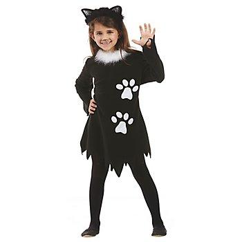 Déguisement 'chaton noir' pour enfants