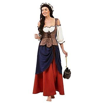 Mittelalterkostüm 'Margret' für Damen