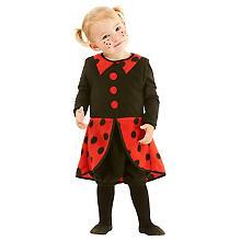Marienkäfer-Kostüm 'Brummi' für Babys