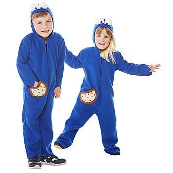 Keksmonster-Overall für Kinder