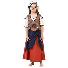Déguisement médiéval 'Sarah' pour enfants