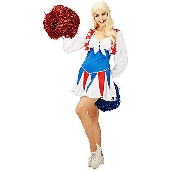 Cheerleaderkostüm 'Silverstar' für Damen