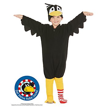 Rabe Socke Kostüm für Kinder