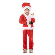 Déguisement Père Noël 'Santa Boy' pour enfants