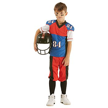 Footballer-Kostüm 'Little Quarterback' für Kinder