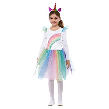 Einhorn-Kostüm 'Rainbow' für Kinder