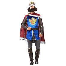 König-Kostüm 'Arthur' für Herren
