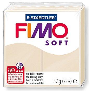Fimo-Soft, sand, 57 g