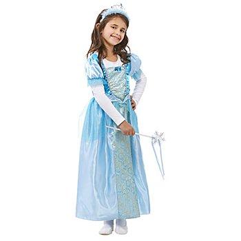 Schneeprinzessin Kostüm für Kinder
