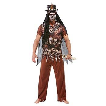 Voodoo-Kostüm für Herren
