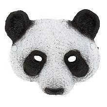 Masque 'panda'