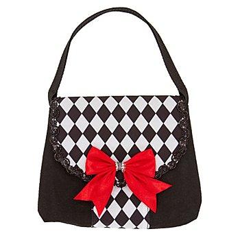Tasche 'Rauten-Pierrot'