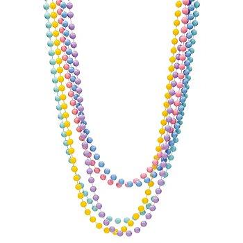 Perlenketten 'Pastell'