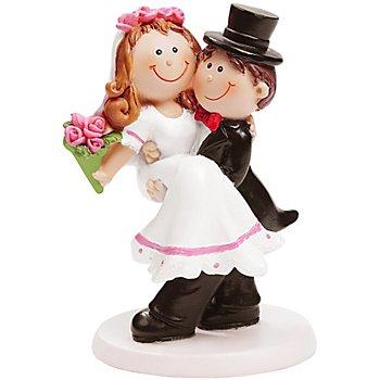 Brautpaar, 9 cm