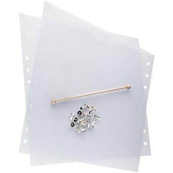 Kit créatif 'lampe à étoiles'