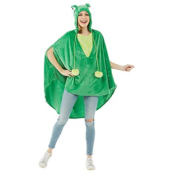 buttinette Frosch-Poncho