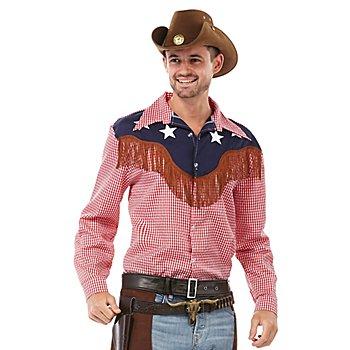 Cowboy-Hemd 'Rodeo' für Herren
