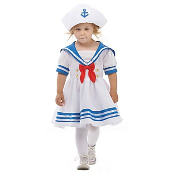 Matrosin-Kostüm 'Edda' für Kinder