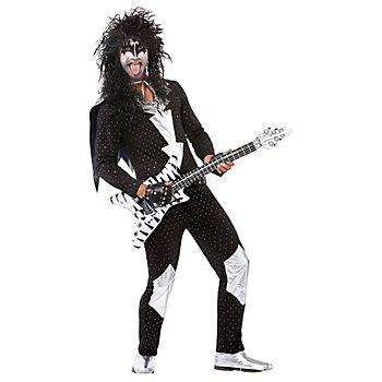 Rockstar-Kostüm für Herren