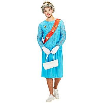 Queen-Kostüm für Herren