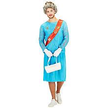 Déguisement 'Queen' pour hommes