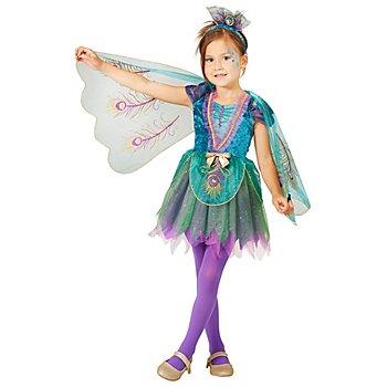 Pfau-Kostüm 'Little Peacock' für Kinder