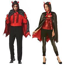 Umhang 'Black Devil' für SIE & IHN