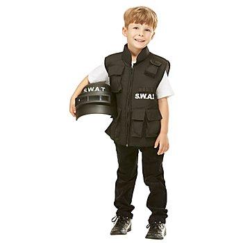 SWAT-Weste 'Spezialeinsatz' für Kinder