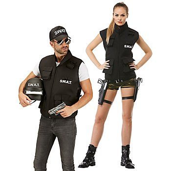 SWAT-Weste 'Spezialeinsatz' für SIE und IHN