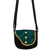 Piraten-Tasche 'Smaragd'