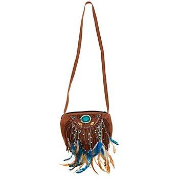 Indianerin-Tasche 'Poca'
