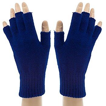 Strickhandschuhe 'Blue Hands'