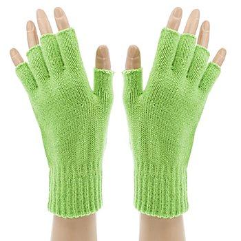 Strickhandschuhe 'Green Hands'