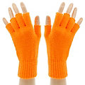 "Strickhandschuhe ""Orange Hands"""