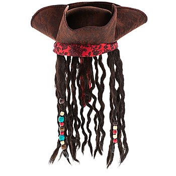 Piraten-Hut 'Karibik'