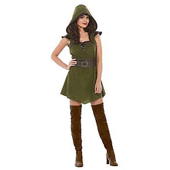 Bogenschützin-Kostüm für Damen